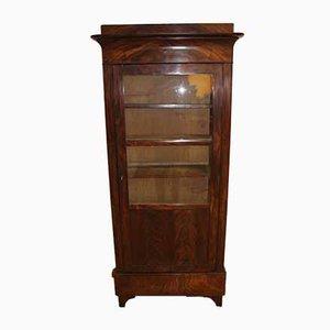 Antique Louis Philippe Mahogany Cabinet