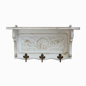 Antique French Kitchen Shelf, 1870s