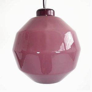 Deckenlampe aus Muranoglas von Gino Vistosi für Vistosi, 1960er