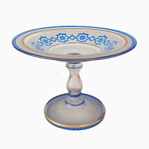 Scodella in cristallo, XIX secolo