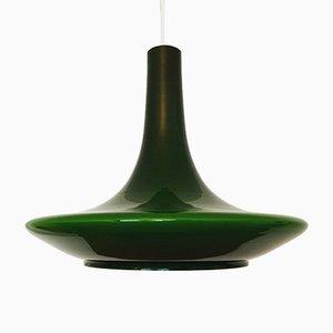 Lampe à Suspension Vintage en Verre de Peill & Putzler, 1960s