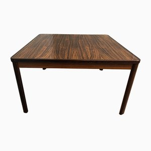 Mid-Century Scandinavian Rosewood Coffee Table