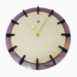 Horloge Murale Vintage, 1960s