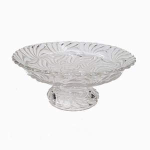 Antique Crystal Bowl from Baccarat