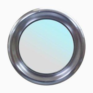 Chromed Metal Mirror from Metalvetro Siena, 1960s