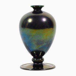 Vase Vintage par Vittorio Zecchin pour V.S.M. Cappellin Venini & C., 1920s