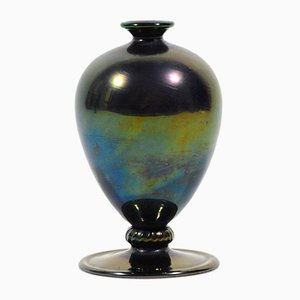 Vintage Vase von Vittorio Zecchin für V.S.M. Cappellin Venini & C., 1920er