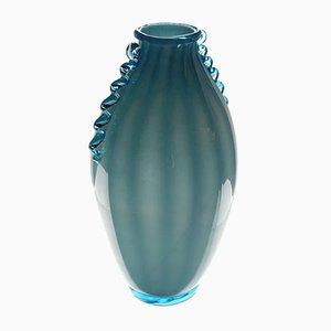 Vintage Sfumato Vase aus Muranoglas