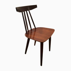 Mid-Century Dining Chair by Poul Volther for Frem Røjle, 1960s