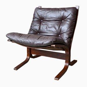 Siesta Sessel im skandinavischen Design von Ingmar Relling für Westnofa, 1960er