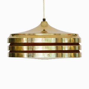 Pendant Lamp by Carl Thore / Sigurd Lindkvist for Granhaga Metallindustri, 1970s