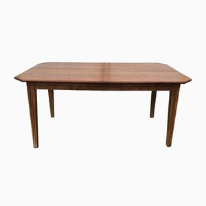 Oak Dining Table, 1950s