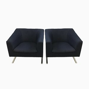 042 Lounge Chairs by Geoffrey Harcourt for Artifort, 1960s, Set of 2