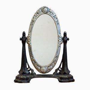 Miroir à Poser Art Nouveau Antique, France, 1910s