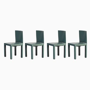 Arcadia Dining Chairs by Paolo Piva for B & B Italia, 1990s, Set of 4