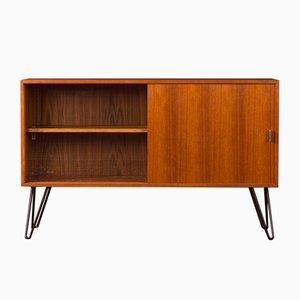 Mid-Century Walnut Veneer Dresser, 1950s