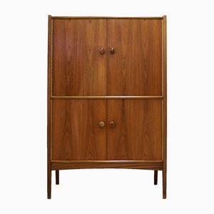 Mid-Century Teak Bar Cabinet from A. Younger Ltd., 1960s