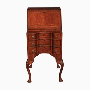 Small Walnut Secretaire, 1920s
