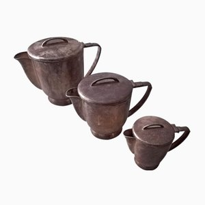 Jugs by Gio Ponti for Fratelli Calderoni, 1940s, Set of 3