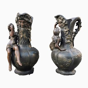Antike Vasen, 2er Set