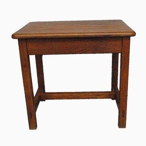 Tavolo da bambino in quercia, anni '40
