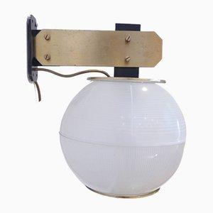 Italienische Mid-Century Wandlampe, 1960er