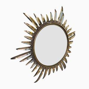 Vintage Sun Mirror, 1960s