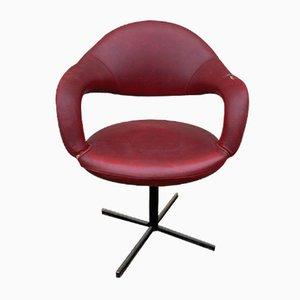 Chaise de Bureau par Gastone Rinaldi pour Rima, 1950s
