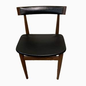 Dining Chairs from Frem Røjle, 1960s, Set of 4