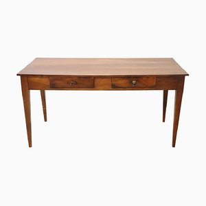 Antique Walnut Dining Table, 1810s