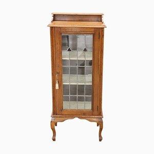 Vintage Oak Cabinet, 1930s