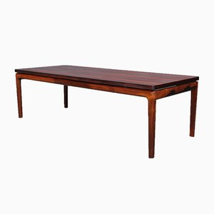 Rosewood Senator Coffee Table by Ole Wanscher for France & Søn / France & Daverkosen, 1960s