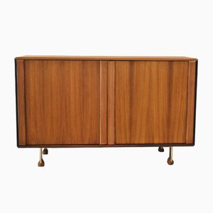 Wooden Sideboard by Gianfranco Frattini, 1960s