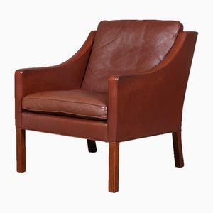 Modell 2207 Sessel von Børge Mogensen für Fredericia, 1960er