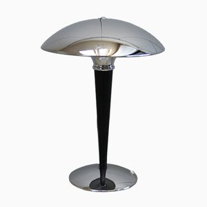 Vintage Art Deco Style Table Lamp, 1970s