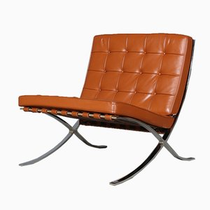 Barcelona Lounge Chair by Ludwig Mies van der Rohe for Knoll Inc. / Knoll International, 2000s