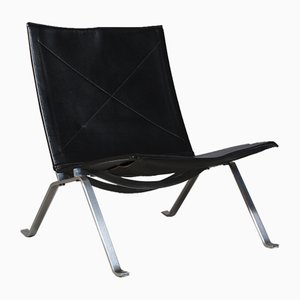 PK22 Lounge Chair by Poul Kjærholm for Fritz Hansen, 1987