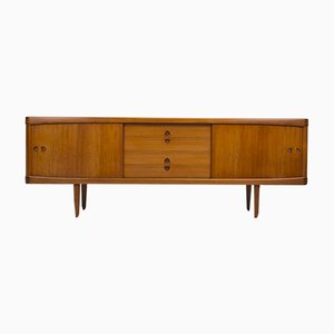 Mid-Century Teak Sideboard by H. W. Klein for Bramin