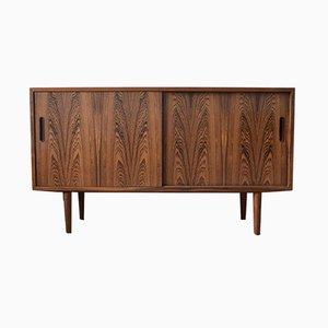Enfilade en Palissandre par Carlo Jensen pour Hundevad & Co., années 60