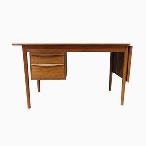 Danish Teak Desk from Art Furn, 1960s