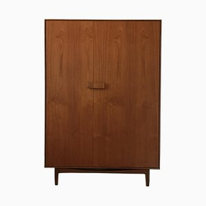 Teak and Rosewood Wardrobe by IB Kofod-Larsen for G Plan, 1960s