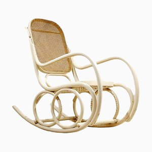 Rocking Chair Attributed to Fischel, 1960s