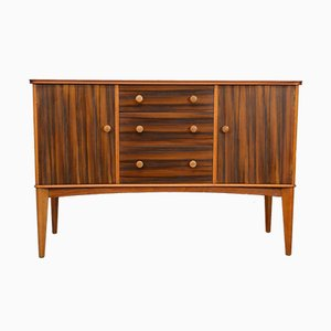 Mid-Century Walnut Sideboard from Gimson and Slater, 1950s