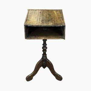 Table d'Appoint Ancienne en Chêne