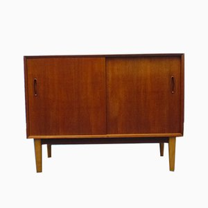 Swedish Teak Sideboard by Nils Jonsson for Hugo Troeds, 1950s