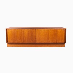 Teak Form 5 Low Cabinet by Roger Bennett for G-Plan, 1960s