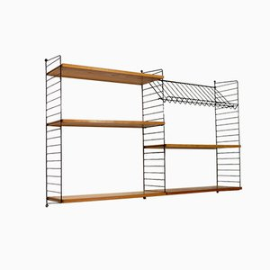 Large Shelf by Kajsa & Nils ''Nisse'' Strinning, 1960s