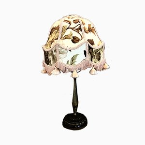 Vintage Danish Table Lamp, 1950s