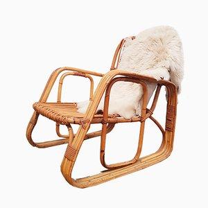 Italian Lounge Chairs from Vittorio Bonacina, 1960s, Set of 2