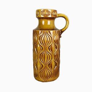 Vase Fat Lava Modèle 485-45 Onion Vintage de Scheurich